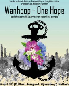 Logo Wanhoop - One Hope