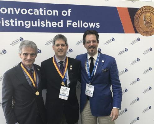 Victor Buwalda distinguished fellow APA
